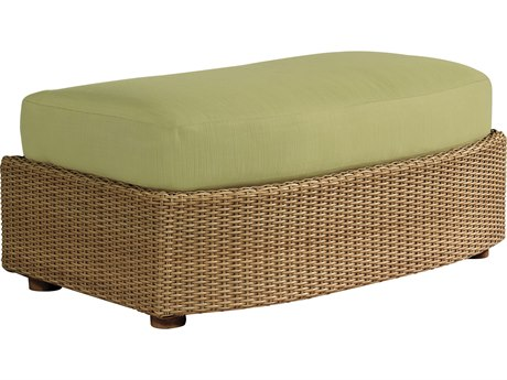 Whitecraft Oasis Wicker Ottoman