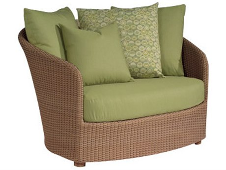 Whitecraft Oasis Wicker Loveseat