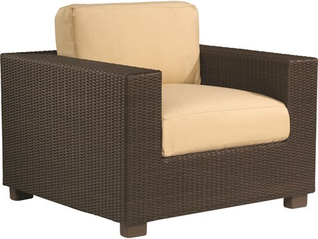 Whitecraft Montecito Wicker Lounge Chair