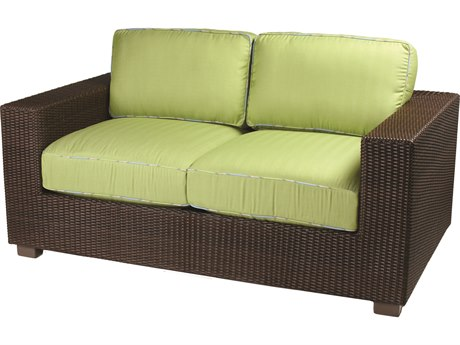Whitecraft Montecito Wicker Loveseat PatioLiving