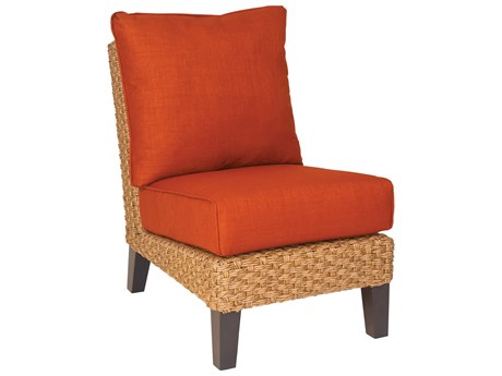 Woodard Whitecraft Mona Replacement Cushion Sectional