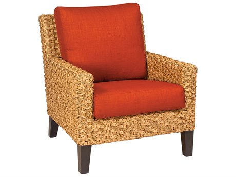 Whitecraft Mona Wicker Lounge Chair