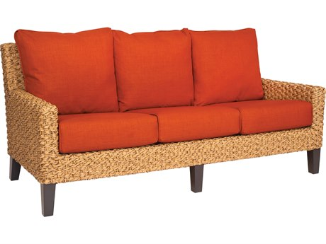 Woodard Whitecraft Mona Replacement Cushion Sofa