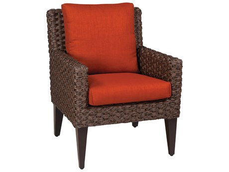 Woodard Whitecraft Mona Replacement Cushion Dining Chair