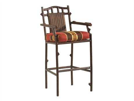 Whitecraft Chatham Run Wicker Bar Stool