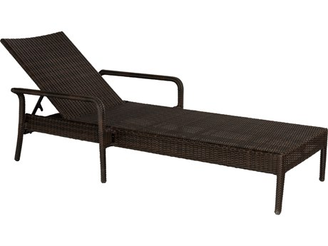 Whitecraft Bali Wicker Side Chaise Lounge