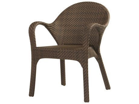 Whitecraft Bali Wicker Dining Chair PatioLiving