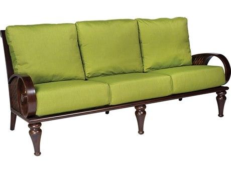 Whitecraft North Shore Wicker Sofa