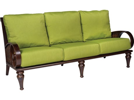 Woodard Whitecraft North Shore Replacement Cushion Sofa