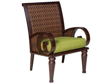 Whitecraft North Shore Wicker Dining Arm Chair