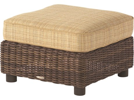 Whitecraft Sonoma Wicker Ottoman