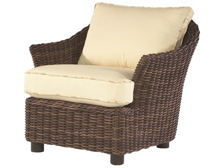 Whitecraft Sonoma Wicker Lounge Chair