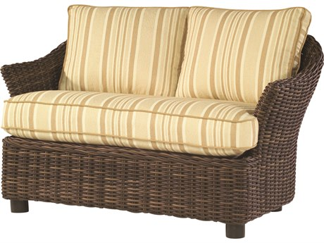 Whitecraft Sonoma Wicker Loveseat