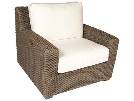 Woodard Whitecraft Augusta Replacement Cushion Lounge Chair