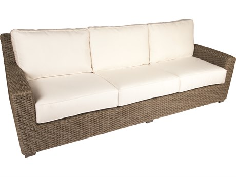 Whitecraft Augusta Wicker Cushion Sofa