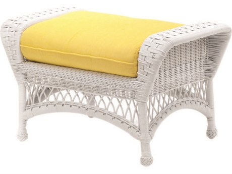Whitecraft Sommerwind Wicker Ottoman