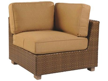 Whitecraft Sedona Wicker Sectional Lounge Chair