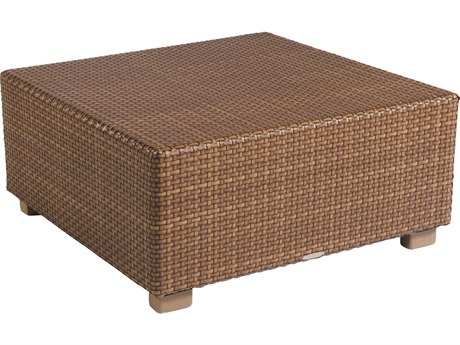 Whitecraft Sedona Wicker 36 Square Coffee Table