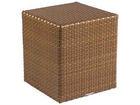 Whitecraft Sedona Wicker 18 Square Bunching Table