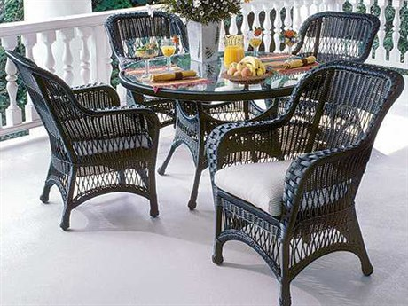 Whitecraft Sommerwind Wicker Dining Set
