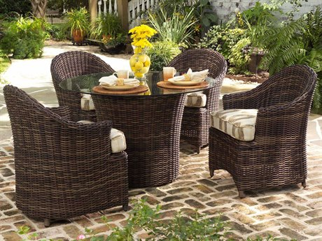 Whitecraft Sonoma Wicker Dining Set