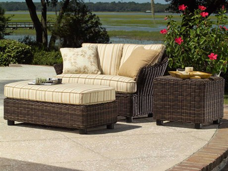 Whitecraft Sonoma Wicker Lounge Set