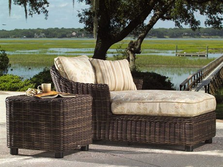 Whitecraft Sonoma Wicker 2 Piece Cushion Lounge Set