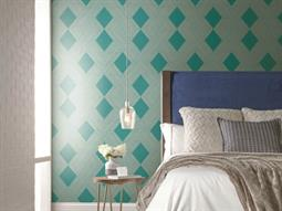 York Wallcoverings Geometric Resource Library Collection