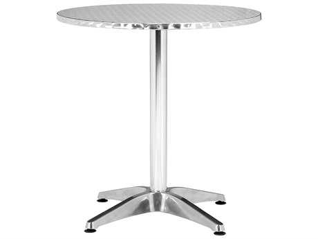 Zuo Outdoor Christabel Aluminum 27.5 Round Table