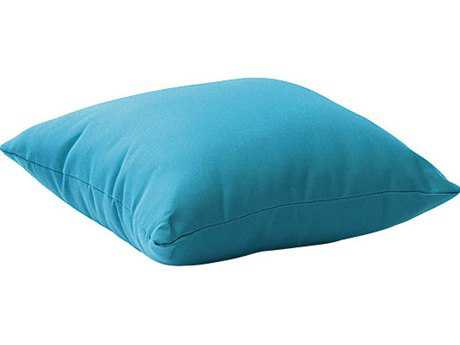 Zuo Outdoor Laguna Small Outdoor Pillow in Sky Blue