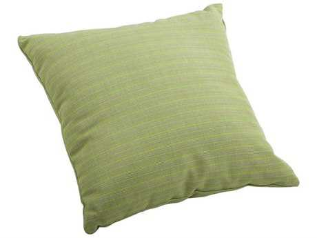 Zuo Outdoor Cat Small Outdoor Pillow in Apple Green Linen
