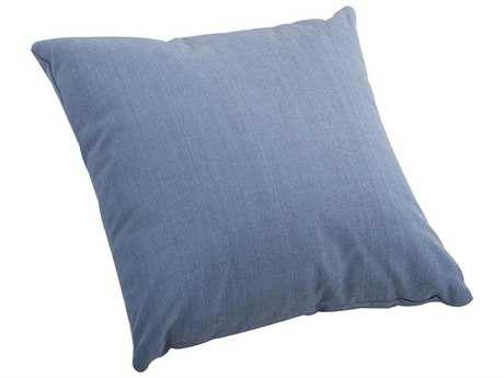 Zuo Outdoor Lizzy Small Outdoor Pillow in Country Blue