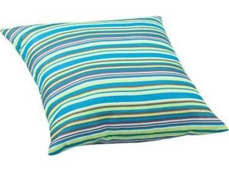Zuo Outdoor Puppy Large Outdoor Pillow in Multicolor Stripe