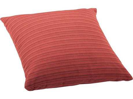 Zuo Outdoor Doggy Large Outdoor Pillow in Rust Red