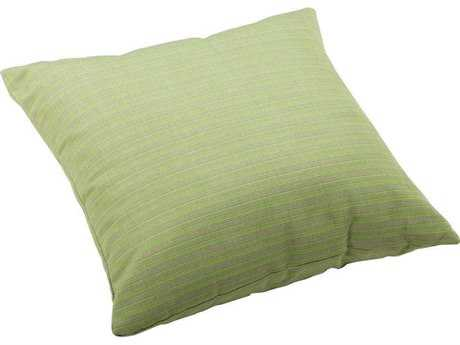 Zuo Outdoor Cat Large Outdoor Pillow in Apple Green Linen