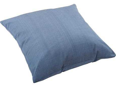 Zuo Outdoor Lizzy Large Outdoor Pillow in Country Blue