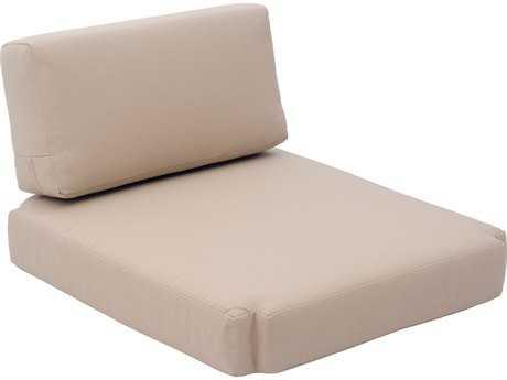 Zuo Outdoor Bilander Arm Chair Cushion in Beige