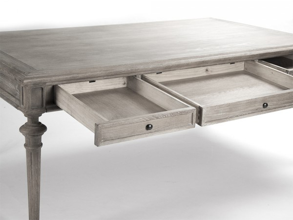 Wide Dining Room Tables: Zentique 78'' Wide Rectangular Dining Table