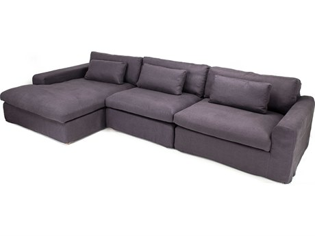 Zentique Sectional Sofa ZENF233E272A076