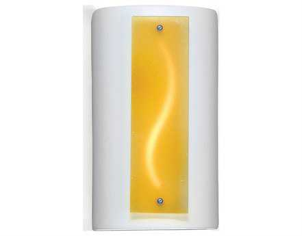 A19 Lighting Jewel Amber Current Wall Sconce