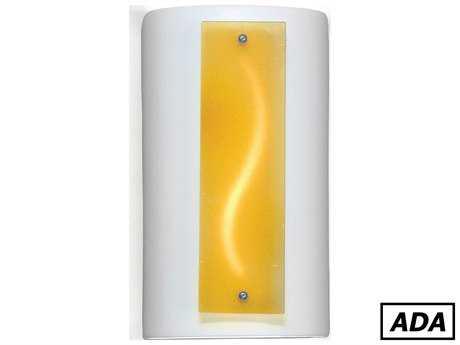 A19 Lighting Jewel Amber Current ADA Wall Sconce A1G3AADA
