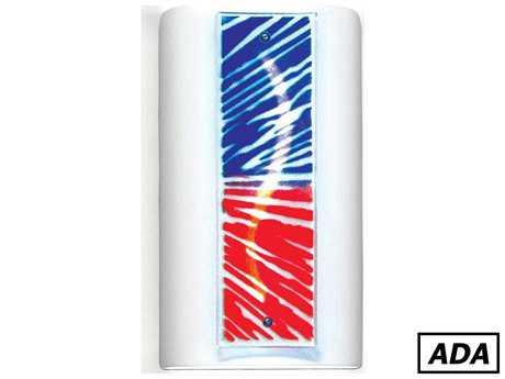 A19 Lighting Jewel Fourth Of July ADA Wall Sconce A1G3EADA