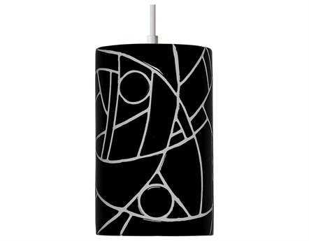 A19 Lighting Mosaic Picasso 10'' Wide Mini Pendant Light A1PM20303