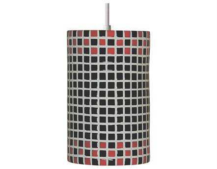 A19 Lighting Mosaic Checkers 10'' Wide Mini Pendant Light A1PM20309