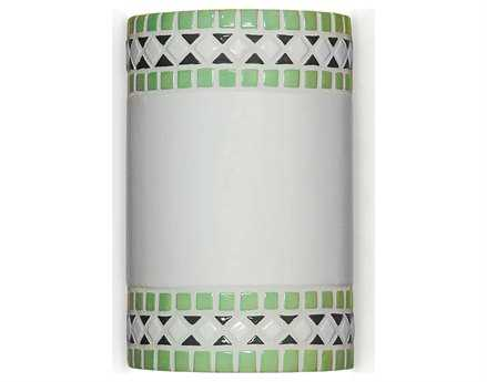 A19 Lighting Mosaic Borders Wall Sconce