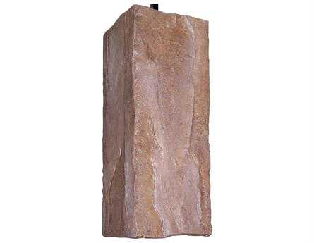 A19 Lighting Nature Stone Brown Pendant A1PN18011BR