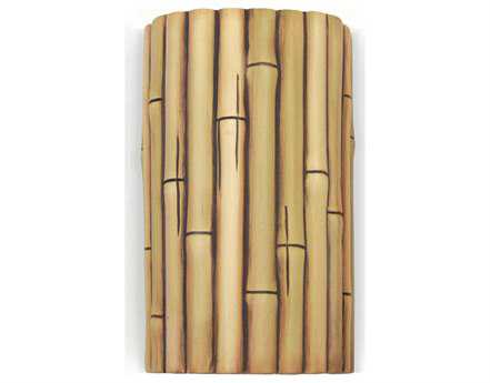 A19 Lighting Nature Bamboo Natural Wall Sconce A1N20301NA