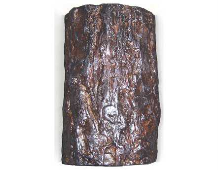 A19 Lighting Nature Bark Wall Sconce A1N20302