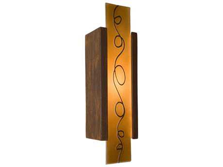 A19 Lighting reFusion Squiggle ADA Wall Sconce A1RE114