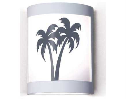 A19 Lighting Silhouette Twin Palms Wall Sconce A1F200B